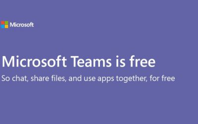 Free Version of Microsoft Teams | Available Now